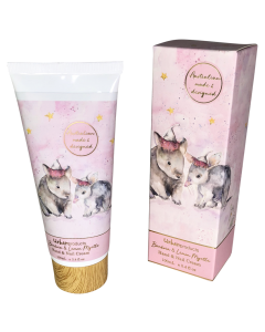 TESTER SE TWILIGHT WOMBAT  BILBY HAND CREAM PINK 100ML