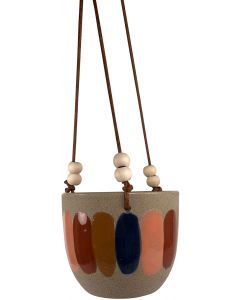 Strya Hanging Planter Retro Sm 13