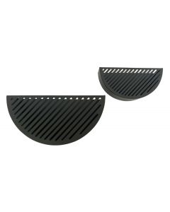 Bandit Wall Planter Black 35x17.5cm S/2