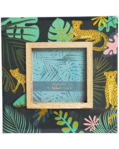 Sale Cheetah Jungle Frame Green 4x4