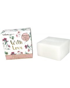Sale With Love Soap White 150g