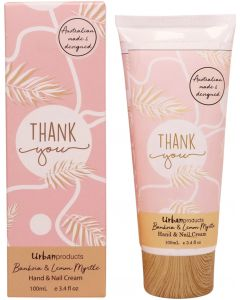 TESTER Thank You Hand Cream Pink 100ML