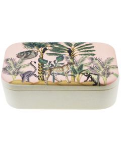Sale Wild Jungle Bamboo Container Pink 8
