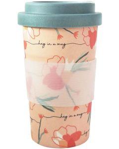 Hug in a Mug Eco Mug Multicolour 400ML