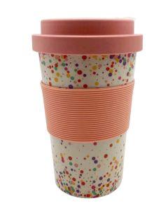 Confetti Eco Mug Colourful 400ML