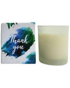 Thank You WC Boxed Candle 6cm